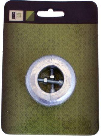 Akselanode 25 mm