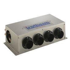 Defroster 10 kW 12V - Isotherm